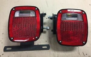 New Factory 13 18 Dodge Ram 3500 4500 5500 Cab Chassis Trk Trailer Tail Lights