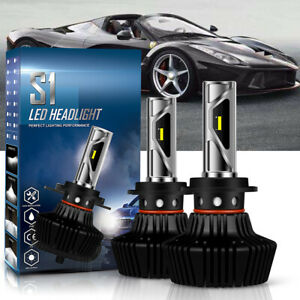 160w 16000lm Led H4 9003 Hb2 Headlight Kit High Low Beam Head Fog Light Bulbs