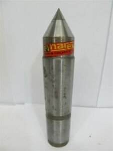 Narex 5 K10 3311 5mt Carbide Tipped Standard Point Solid Dead Center