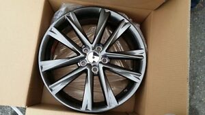 18 Gunmetal Fsport F Sport Style Wheels Rims Fits Lexus Is300 Is250