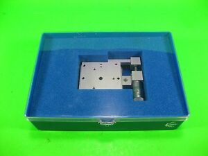 Physik Instrumente Linear Stage 2 X 2 Inch Pi 011 Used