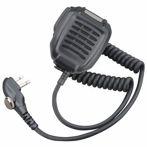 Oem Hyt Hytera Remote Shoulder Microphone For Pd502 Tc508 Tc580 Radios