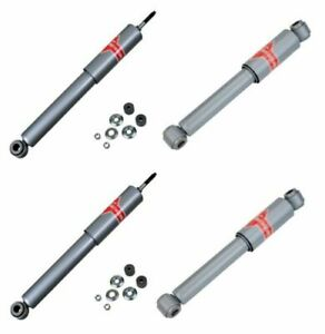 Kyb Suspension Front Rear Set Of Shock Absorbers For 86 95 Suzuki Samurai