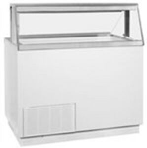 Global Refrigeration kelvinator Ice Cream Dipping Cabinet W Straight Front 19 C