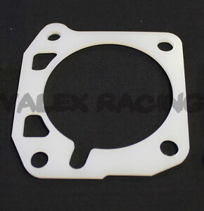 Thermal Throttle Body Gasket D B Series Oem Size 68mm For Honda Acura