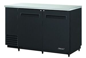 Turbo Air Tbb2sb 19 Cu Ft Back Bar With Forced Air Cooling System Fluorescent
