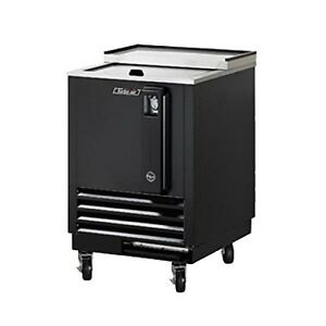 Turbo Air Tbc24sb 3 Cu Ft Bottle Cooler With Forced Air Cooling System High De