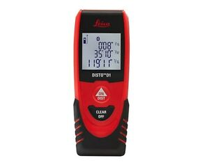Leica Disto D1 Laser Distance Meter With Bluetooth 846805