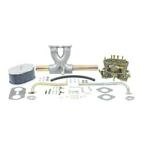 Single 40 Idf Carburetor Kit By Weber Dunebuggy Vw