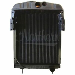 International Tractor Radiator 21 3 4 X 18 3 4 X 1 5 8 M Md Mdv Mv Smta Su