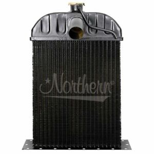 International Tractor Radiator 13 3 4 X 11 1 4 X 1 5 8 Cub Cub Lo boy