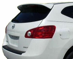 Painted All Colors Spoiler For A Nissan Rogue Factory Style Spoiler 2008 2013