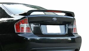 Spoiler For A Subaru Legacy Factory Style 2005 2009