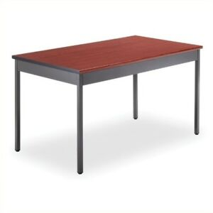 Ofm 48 Utility Table In Cherry