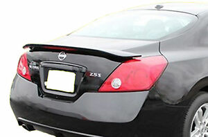 Painted All Colors Flush Spoiler For A Nissan Altima 2 Door Coupe 2008 2013
