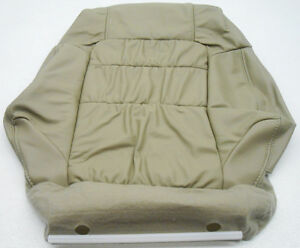 New Oem Honda Accord Coupe Upper Seat Back Cover Leather