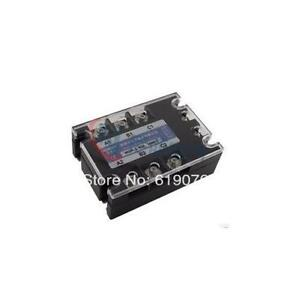 Three phase Solid State Relay Dc ac Mrssr 3 Mgr 3 032 3880z 80a