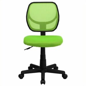 Scranton Co Mid back Mesh Task And Office Chair In Green