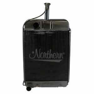 Made To Fit Case ih Tractor Radiator 21 1 2 X 18 1 4 X 2 7 8w oil Cooler 730 83