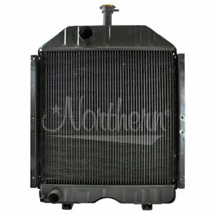 Case ih Ford new Holland Tractor Radiator 16 3 4 X 17 3 4 X 2 1 4 8n Boomer T