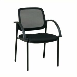 Scranton Co Visitors Guest Chair In Black