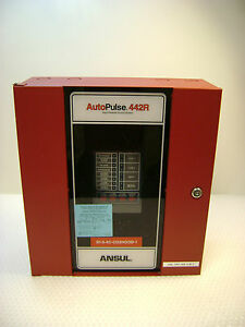 2999 Ansul Auto Pulse 442r Agent Release Control System