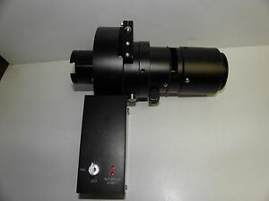 Olympus Exfo Laser Shutter And Delivery System Fluorescence And Phase Contrast