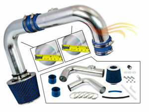 Bcp Blue 11 15 Chevy Cruze 1 4l Dohc Turbo Cold Air Intake System Filter