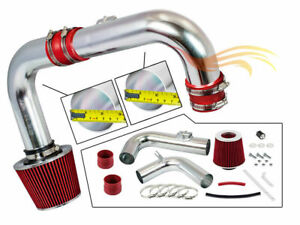 Bcp Red 11 15 Chevy Cruze 1 4l Dohc Turbo Cold Air Intake System Filter