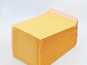 Self seal Bubble Mailers 2 8 1 2 X 12 13 Cases Of 100 Each