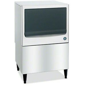 Hoshizaki Km 151bwh 24 Undercounter Self contained Ice Maker With 146 Lbs Dail