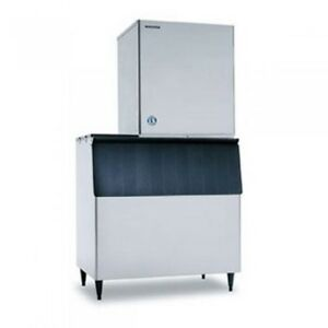 Hoshizaki Commercial Ice Machine Cubelet Ice Type Modular 30 Wide Water cooled