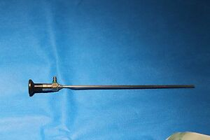 Karl Storz 26046aa 5mm 0 Degree Autoclavable Laparoscope Scope