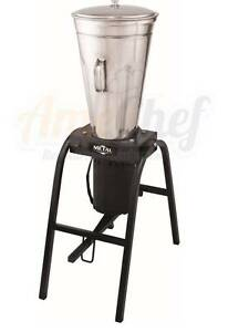Commercial Tilting Floor Blender 6 Gallons 6 6 1 Hp Ss Container td25