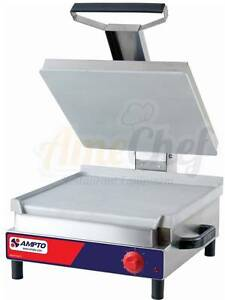 New Commercial Giant Sandwich Grill 16 Sandwiches Etl Listed Ssgl Ampto