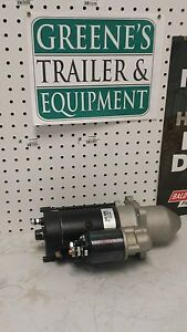 8336640949 New 12 Volt 11 Tooth Cw Starter Made To Fit John Deere Zetor Tractor