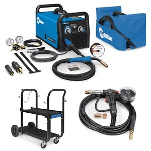 Miller Millermatic 211 Mig Welder Spoolmate 150 Accessories 907614