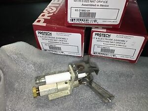 Protech Rheem 62 21883 01 Gas Pilot Burner Assembly With Rheem Rudd New In Box