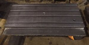 47 125 X 24 75 X 7 5 Steel Welding T slotted Table Cast Iron Layout Plate Jig