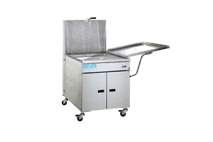 Pitco 24p Donut Fryer Gas 150 Lb Fat Capacity