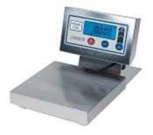 Detecto Digital Pizza Dough Scale 15 Lb Capacity