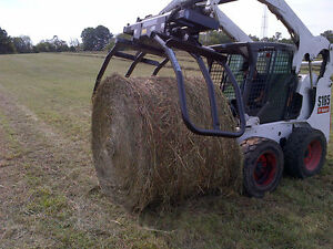 Round Bale Squeeze