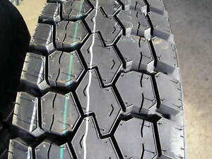 6 tires 245 70r19 5 6 drives Rlb1 Truck Tire 16 Pr Double Coin 24570195
