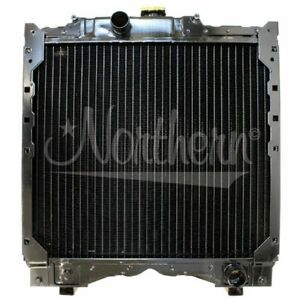 Aftermarket Case Ih New Holland Tractor Radiator 18 X 21 X 2 3 8 47125982 Jx100