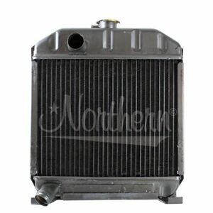 Made To Fit Ford New Holland Tractor Radiator 17 3 4 X 18 X 2 C5nn8005e 231 23