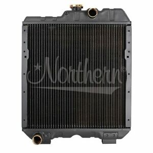 Aftermarket Case Ih New Holland Tractor Radiator 17 1 2 X 17 1 2 X 2 3 8 S51729