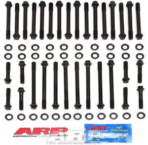 Arp 135 3603 Bbc Big Block Chevy Aluminum Head Bolt Kit Hex Head 454 502 496 6