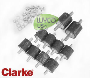 Oem Clarke Isolator Kit Clarke Boost 20 Scrubber 56380236