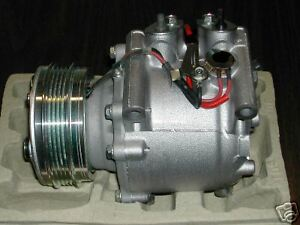 New Ac Compressor Honda Civic 2003 2005 3 Pin