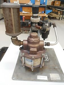 Sc Hydraulic Engineering 30 1 Air Driven Power Unit
